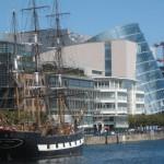 Visit The Jeanie Johnston Famine ship in Dublin