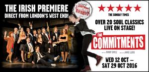 The Committments Musical Dublin