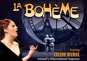 La Boheme Dublin 2016