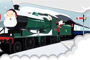 santa special train